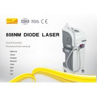 Quality Stable Working 808 Laser Hair Removal Device , Skin Hair Removal Machine Painless for sale