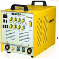 Quality AC220V Pluse TIG AC DC Welding Machine Single Phase 10-200A High Frequency for sale
