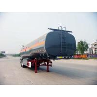 Quality Jumbo 13 m 19 t 2 axis tanker semi-trailer ZCZ9280GYY for sale
