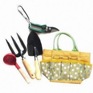 Quality Garden Tool Set with Handbag for sale