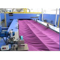 Quality Open Width Knits Cloth Finishing MachinesMoisture Controlled 8mm Pin ISO9001 for sale