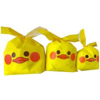 China Wax Coated Paper Biscuit Gift Bags 19*32cm Environmental Friendly Material on sale