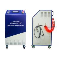 Quality Hho Carbon Cleaner 6.0 AC 220V Time Saving Business Cars Hydrogen Engine Washing for sale