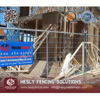 Quality Temporary Construction Fence Panels (China Exporter) for sale