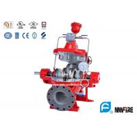 Quality 500GPM@125PSI Ul Listed Split Case Fire Pump For Firefighting , Ductile Cast Iron Casing for sale