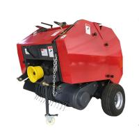 Quality Farm machinery tractor mounted New disign good performance large 1090 model round hay baler for sale