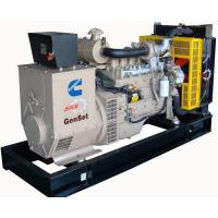 Quality Cummins 6BT5.9-G2 Powered Electrical Diesel Generator For 100 Kva Continuous for sale