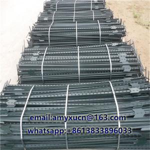 Buy cheap 1800mm Galvanised Rural 'Y' Steel Fence Post (6ft) posts, steel post, steel from wholesalers