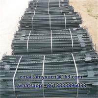 Quality 1800mm Galvanised Rural 'Y' Steel Fence Post (6ft) posts, steel post, steel fencing post for sale