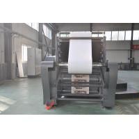 Heavy Duty Cardboard Box Printing Machine / Uv Offset Printing Machine Intermitent Type