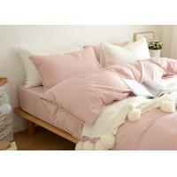 Quality 100% Cotton Home Modern Duvet Covers And Shams 4Pcs Cute Color Optional for sale