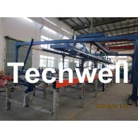 Quality Automatic Auto Stacker Machine / Sandwich Panel Machine for Stack Roof Wall Panels for sale