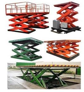 Quality Stationary Lifting Platform, Car Lifts, Hydraulic Cargo Lift, Lift Table, Lift Platform for sale