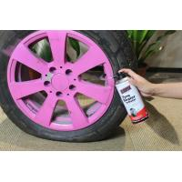 Quality 450ml Fix Emergency Tyre Repair , White Foam Car Tire Puncture Repair for sale