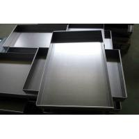 Buy Precision Cnc Precision Sheet Metal Fabrication Process With Customized Color at wholesale prices