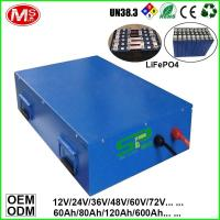 Quality High quality excellent performance 100Ah LiFePo4 12V rechargeable battery pack for sale
