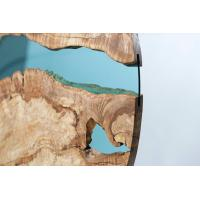 Buy DIY Crystal Epoxy Resin Pouring Adhesive P-128 for Craft Wood River Table at wholesale prices