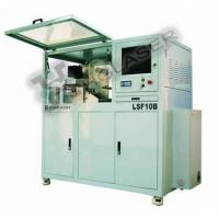 Buy cheap LED wafer wafer laser scribing machine Flexible label laser marking machine from wholesalers