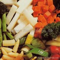 Quality Frozen Vegetables (IQF/BQF) for sale