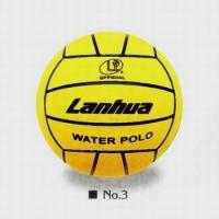 China Refined Articles WATERPOLO BALL for sale
