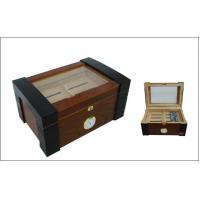 Quality Desktop humidorProduct  100ct cigar humidor for sale