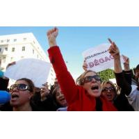 Tunisian women hold tight to rights after revolution
