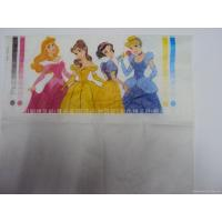 Quality 28gsm printing paper with four colors printed for sale