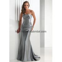 Quality hot sale evening dress evening gown pageant dress bridal party dress P-39 for sale