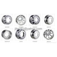 Quality Construction Machinery Parts 22.5 7.5 Truck aluminum wheel for sale