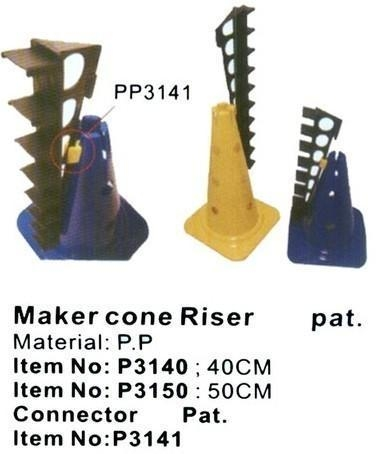Buy Toy, Sport toy, Safety toy, Maker Cone Riser Pat P3141 at wholesale prices
