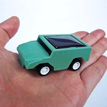 Buy TJ-TMIC1 Solar diy mini car toy at wholesale prices
