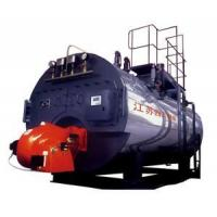 Quality CWNS series Automatic Oil (Gas) Fired Atm. pressure Hot Water Boiler for sale