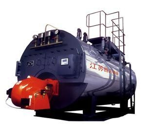 Buy CWNS series Automatic Oil (Gas) Fired Atm. pressure Hot Water Boiler at wholesale prices