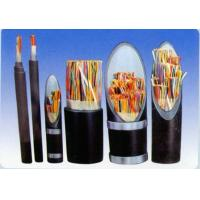 Plastic insulated control cables