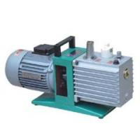China 2XZ Double-stage Rotary Vane Type Vacuum Pump on sale