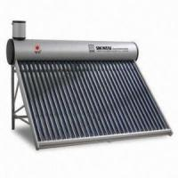 Quality Solar Water Heater with Copper Coil Heat for sale