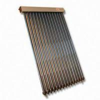 Quality Heat Pipe Pressurized Anti-freezing Solar Hot Water Heater for sale