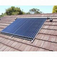 Buy cheap Vacuum Tube Heat Pipe Solar Collector from wholesalers