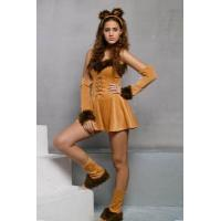 Quality Adult Sexy Cuddly Lion Costume,DL9923 for sale