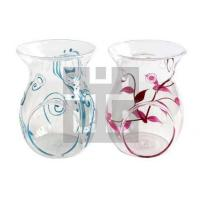 China Glass Tealight Candle Holders on sale