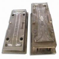 Quality Tool & mold Running Board mold for sale