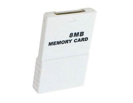 Buy Wii 8MB GC Compatible Memory Card at wholesale prices