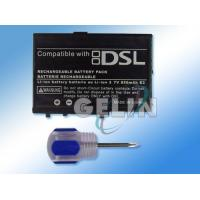 China NDS Lite Rechargeable Battery 850mAh Item: NDL-011 on sale