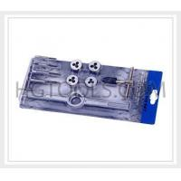 China Products Name:10PCS Metric Tap and Die set on sale