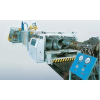 Quality Plastic Double-wall Corrugated Pipe Extrusion Line for sale