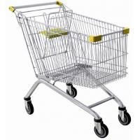 China Shopping cart Series Supermarket cart on sale