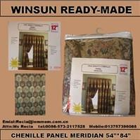 Quality Apparel & Textile Curtain Model Number: WS-026 for sale