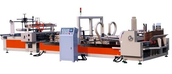 Buy Carton Machinery AutomaticFolder… Automatic Folder Gluer& Strapping Machine at wholesale prices