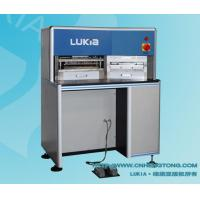 Quality Teslin & PVC Card Cutter HT-306-5Y Five Cards Punching Machine for sale