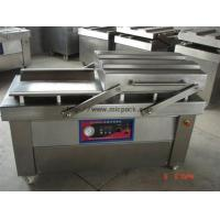 Quality Project Related Equipment Double Chamber Vacuum Sealer Model No MDZ-500/2SP for sale